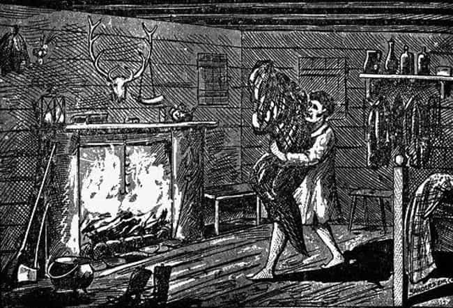 The Bell Witch is listed (or ranked) 4 on the list 10 Vicious And Violent Hauntings Throughout History