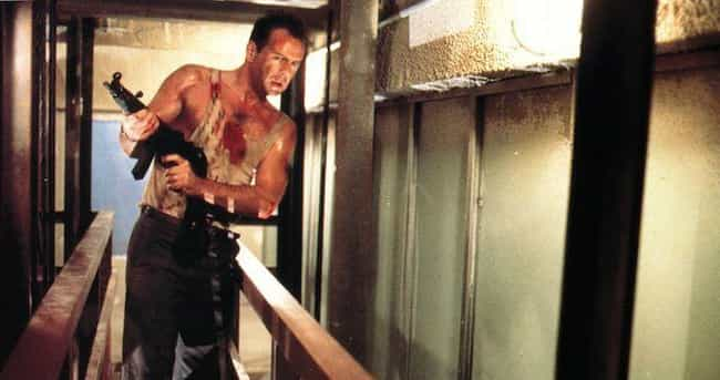 Bruce Willis Is Partially Deaf... is listed (or ranked) 4 on the list 17 Crazy Behind the Scenes Facts About Die Hard