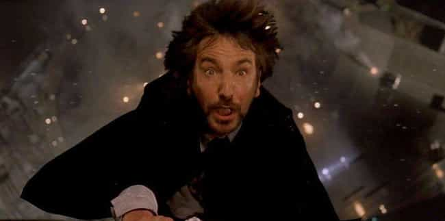 Hans Gruber Is The Protagonist... is listed (or ranked) 1 on the list 17 Crazy Behind the Scenes Facts About Die Hard