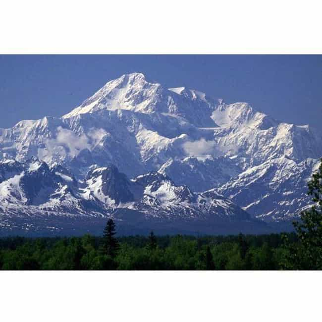 Denali (Mount McKinley) ... is listed (or ranked) 3 on the list The Most Treacherous Hikes in the United States