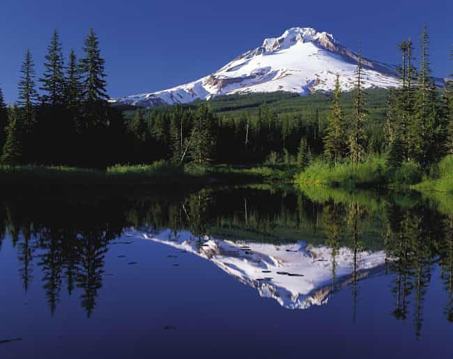 The Evil Spirit Of Mount... is listed (or ranked) 3 on the list The Myths And Folklore From Pacific Northwest Contain Some Truly Terrifying Legends