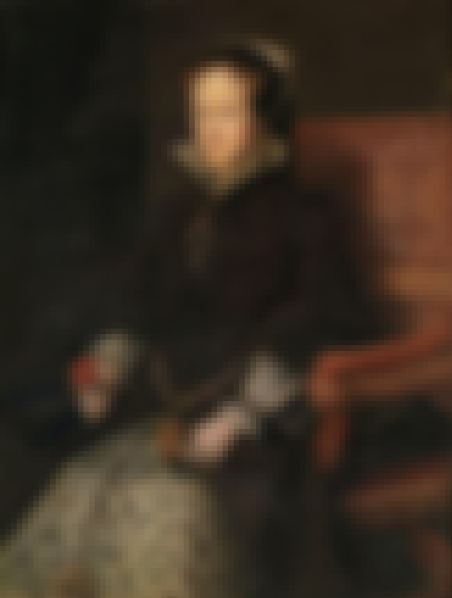 Queen Mary I Was The Real-Life... is listed (or ranked) 4 on the list Creepy Stories Behind The Bloody Mary Urban Legend