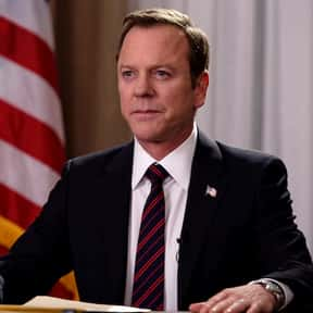Tom Kirkman is listed (or ranked) 4 on the list Which Current TV Character Would Be the Best Choice for President?