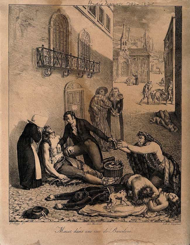 American Plague is listed (or ranked) 3 on the list From Miner's Anemia to Blackwater Fever: 24 Bizarre Old-Fashioned Medical Terms