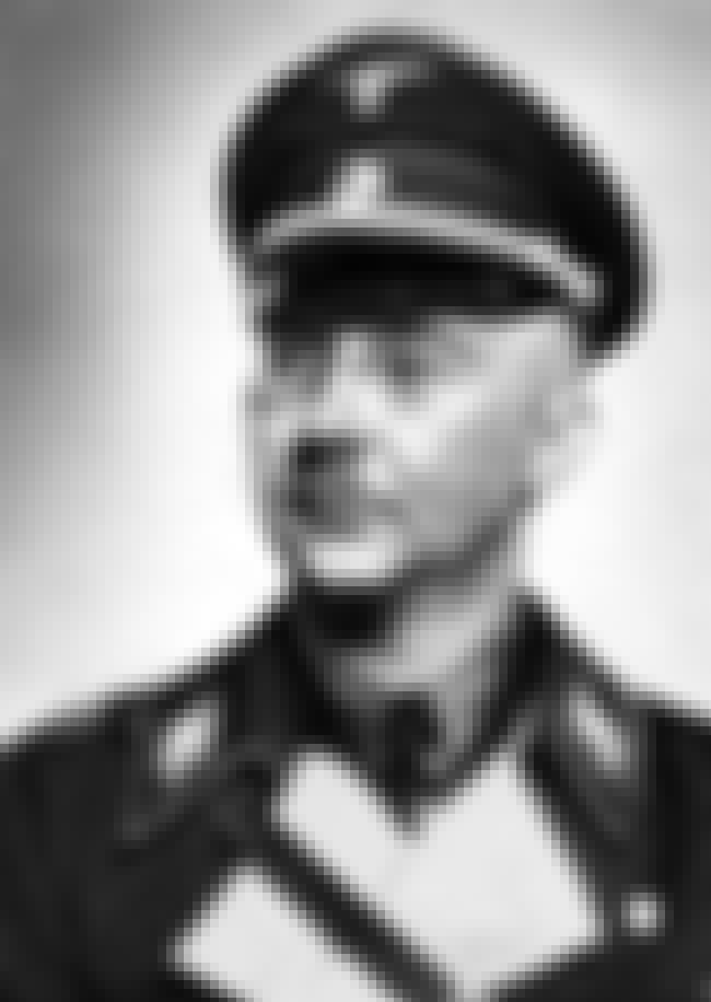 Heinrich Himmler – Unemployed ... is listed (or ranked) 4 on the list 14 Normal Jobs Nazi Leaders Used To Have That Prove Evil Can Come From Anywhere