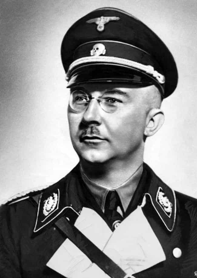 Heinrich Himmler – Unemp... is listed (or ranked) 4 on the list 14 Normal Jobs Nazi Leaders Used To Have That Prove Evil Can Come From Anywhere