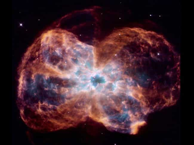 The Death of a Star is listed (or ranked) 2 on the list The Best Pictures from the Hubble Telescope