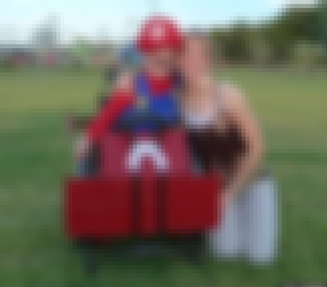 It's Ah-Me, Mario! is listed (or ranked) 3 on the list These Amputees Are Turning Their Disability Into Clever And Creative Halloween Costumes