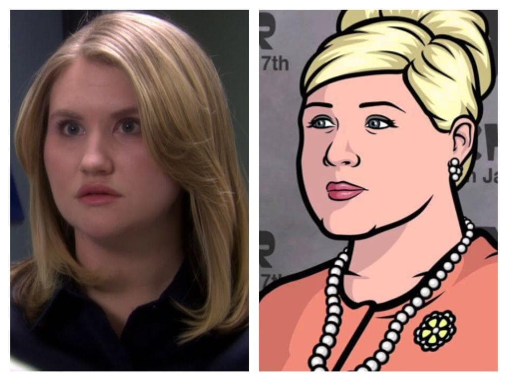 Random People Who Look Exactly Like Archer Characters