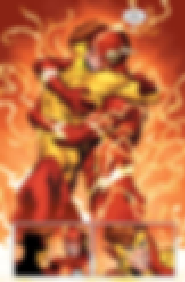 Barry Allen Remembering Wally ... is listed (or ranked) 1 on the list The 14 Most Emotional Moments in DC Comics History
