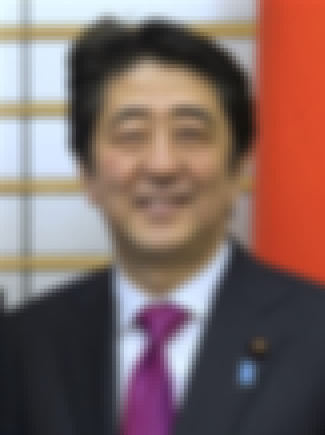 "Prime Minister Shinzo Abe and ... is listed (or ranked) 1 on the list 10 Alarming Facts About the ""Cult"" That Wants to Run Japan"