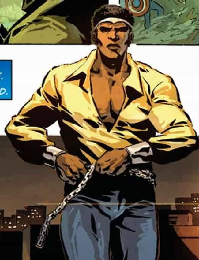 Archie Goodwin Created Luke Ca... is listed (or ranked) 3 on the list Everything You Need to Know About Luke Cage to Truly Understand His Character