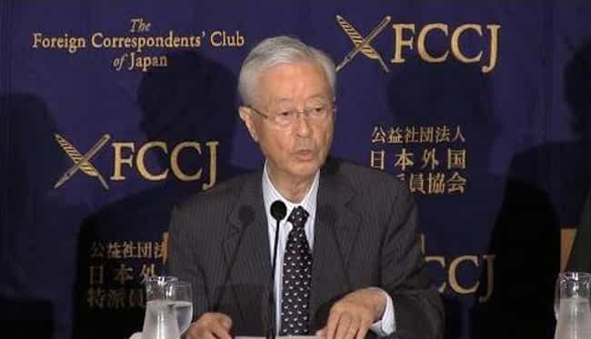 """Its Chairman Is a Former Journ... is listed (or ranked) 2 on the list 10 Alarming Facts About the """"Cult"""" That Wants to Run Japan"""
