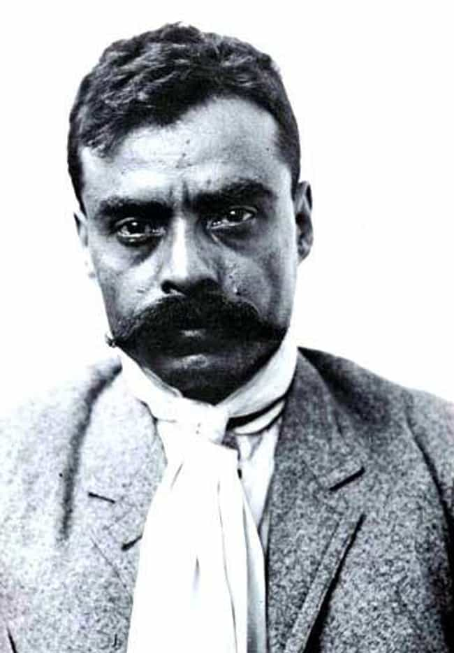 He's Responsible for One... is listed (or ranked) 4 on the list 12 Surprising Facts About Emiliano Zapata, Mexico's Reluctant Revolutionary