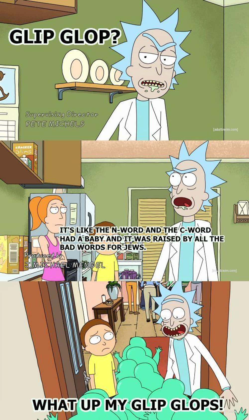 Best Rick And Morty Quotes 20 Downright Dirty Lines From Rick & Morty