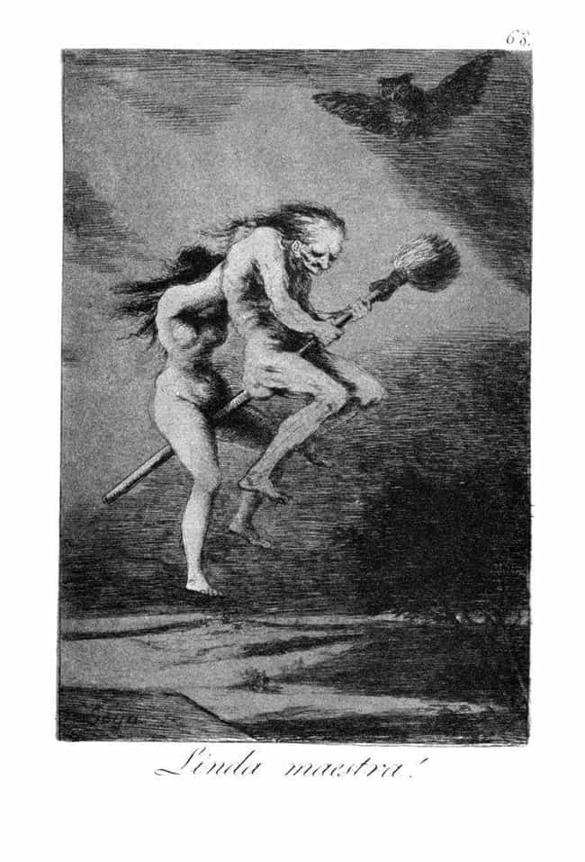 Henbane Allowed Witches ... is listed (or ranked) 1 on the list 9 Insane Drugs People Used to Get High Throughout History