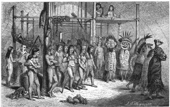Ancient Peruvians Used A... is listed (or ranked) 3 on the list 9 Insane Drugs People Used to Get High Throughout History