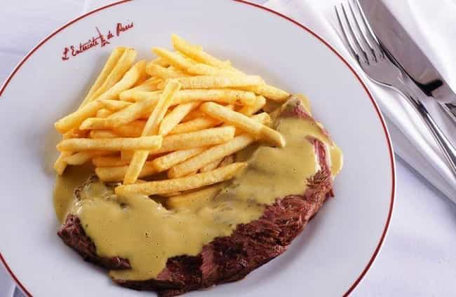 Pommes Frites - France is listed (or ranked) 4 on the list What French Fries Look Like Around the World