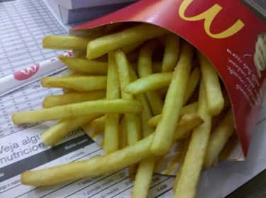 The French Fry - United States is listed (or ranked) 2 on the list What French Fries Look Like Around the World