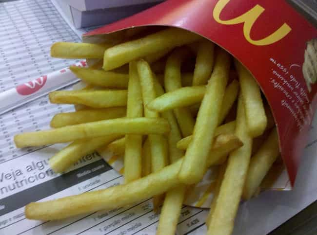 The French Fry - United ... is listed (or ranked) 4 on the list What French Fries Look Like Around the World