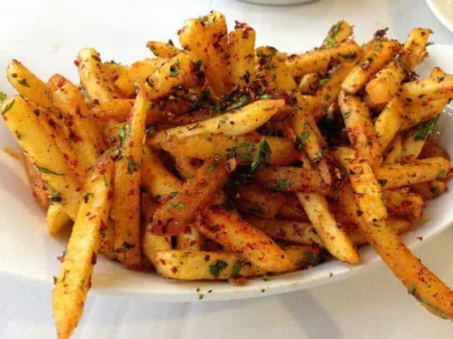 Finger Chips - India is listed (or ranked) 2 on the list What French Fries Look Like Around the World