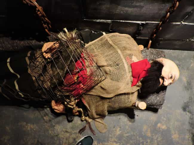 Rat Torture, In Which Hu... is listed (or ranked) 4 on the list 6 Exceedingly Strange, WTF Torture Methods From History