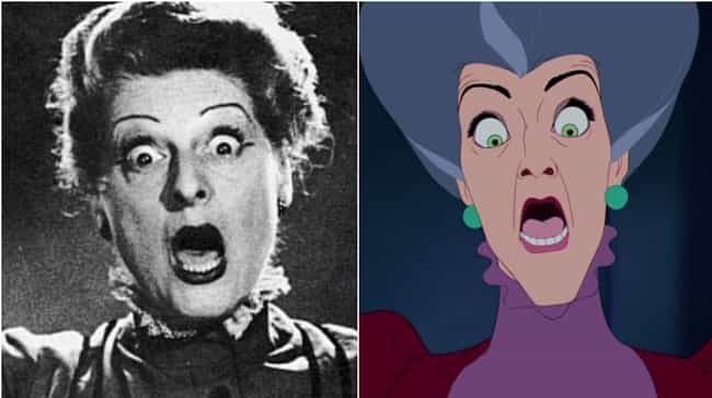 Eleanor Audley And Lady Tremai... is listed (or ranked) 3 on the list 20 Voice Actors Who Look Exactly Like Their Characters