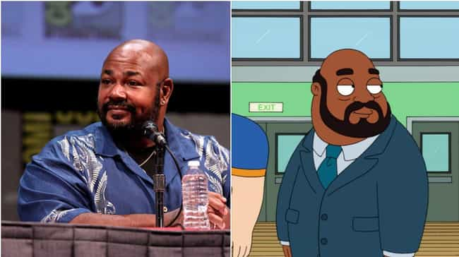 Kevin Michael Richardson And P... is listed (or ranked) 2 on the list 20 Voice Actors Who Look Exactly Like Their Characters