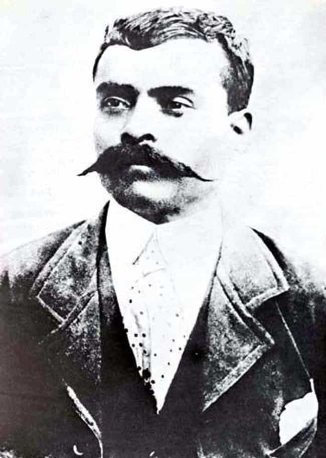 His Honest Attempts to P... is listed (or ranked) 1 on the list 12 Surprising Facts About Emiliano Zapata, Mexico's Reluctant Revolutionary
