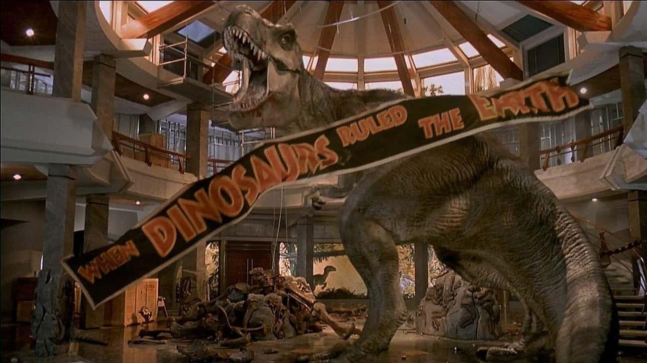 Dinosaurs Roared Like Giant Lizard Lions
