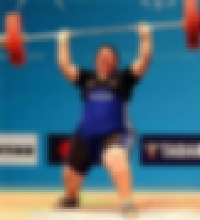The Weight of the World on Her... is listed (or ranked) 4 on the list 22 Weightlifters Who Look Like They're Taking a Massive Dump