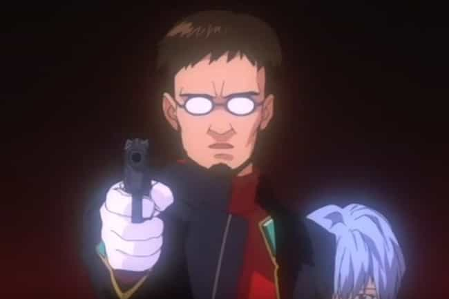 Gendo Tells Ritsuko He N... is listed (or ranked) 5 on the list Insane Fan Theories About The End of Evangelion