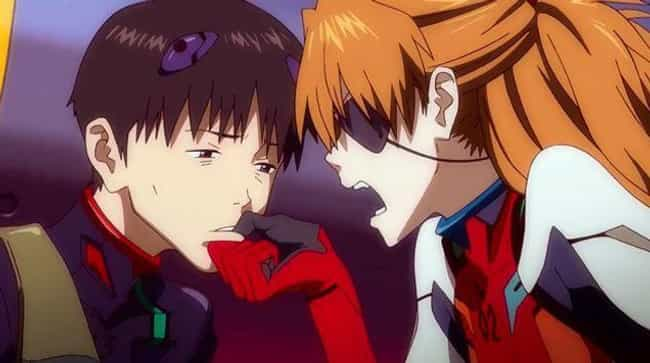 Asuka and Shinji Are Ada... is listed (or ranked) 7 on the list Insane Fan Theories About The End of Evangelion