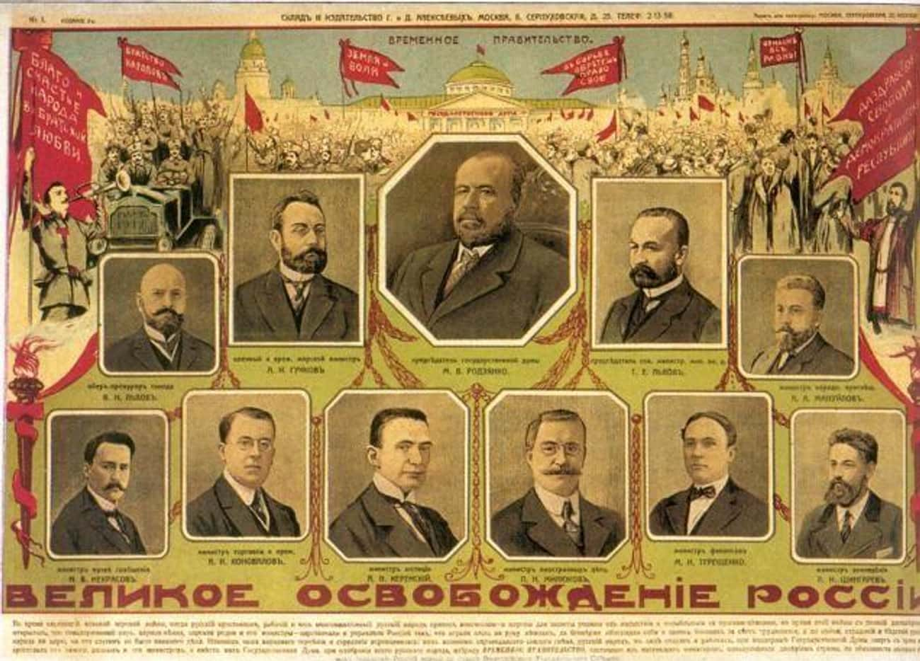 Lenin Tricked The Masses Into  is listed (or ranked) 1 on the list 10 Lesser-Known Facts About The Russian Revolution That Put It Into Context