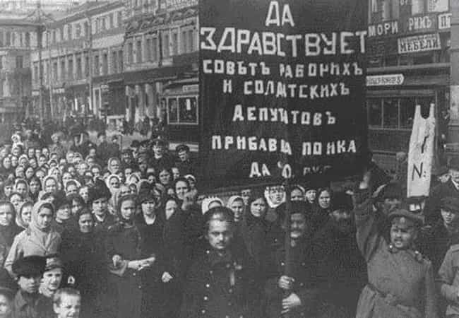 The Masses, Led By Women, Star... is listed (or ranked) 2 on the list 10 Lesser-Known Facts About The Russian Revolution That Put It Into Context