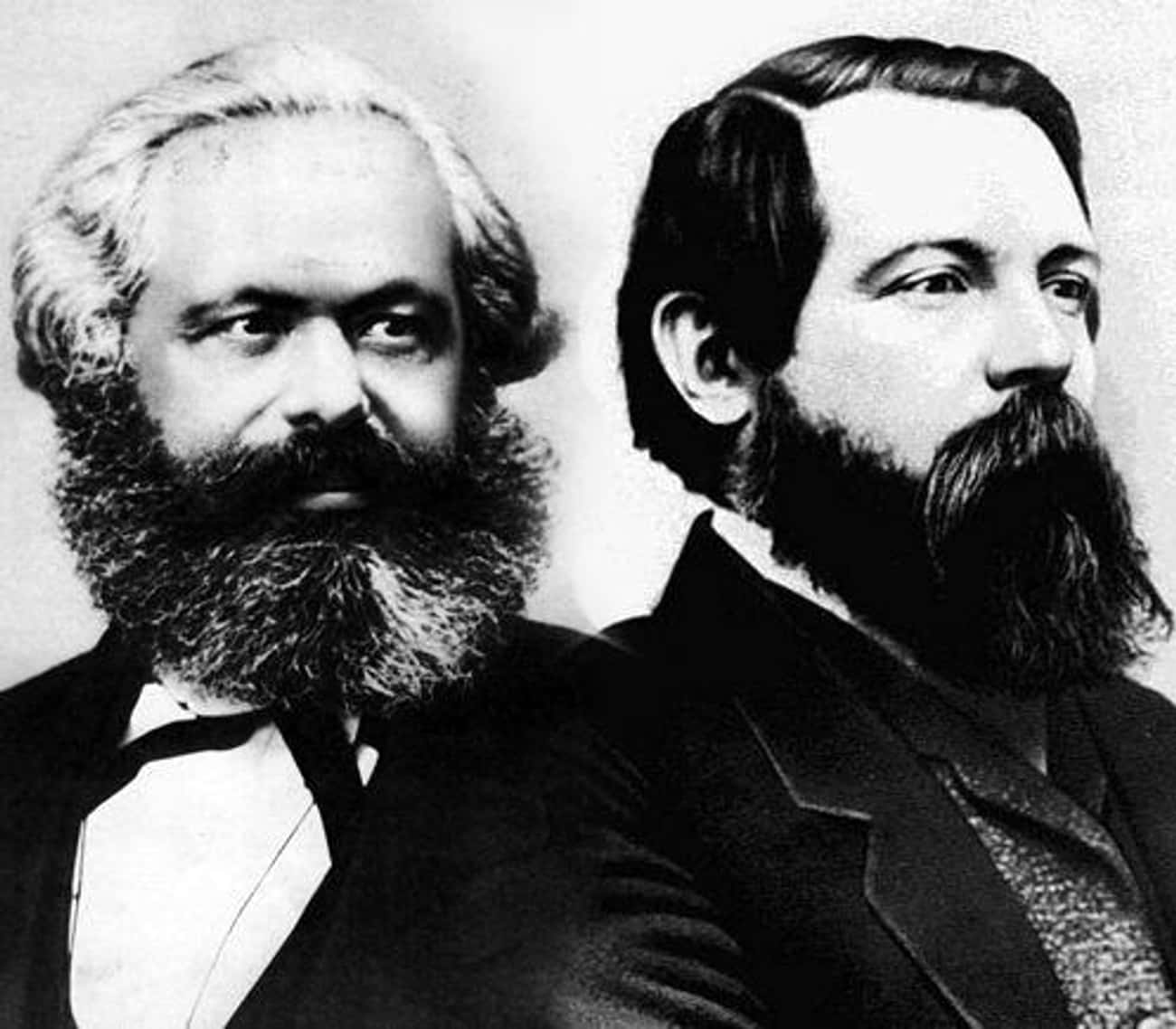 According To Marx And Engels,  is listed (or ranked) 4 on the list 10 Lesser-Known Facts About The Russian Revolution That Put It Into Context