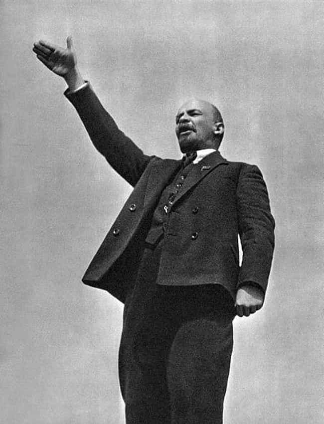 Lenin's Official Biography... is listed (or ranked) 5 on the list 10 Lesser-Known Facts About The Russian Revolution That Put It Into Context