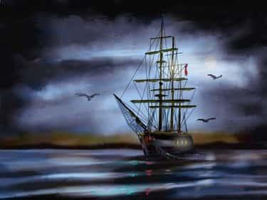 "The Irish Died En Masse On ""Coffin Ships"" During The Irish Diaspora"