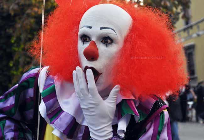 Pennywise the Killer Clown (IT... is listed (or ranked) 3 on the list The Best Stephen King-Inspired Costumes
