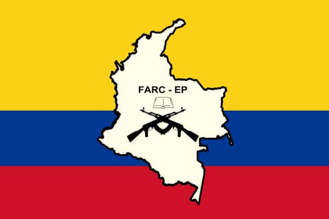 FARC-EP Wages a Half-Cen... is listed (or ranked) 2 on the list 10 Brutal Revolutions, Rebellions, and Uprisings of the 21st Century