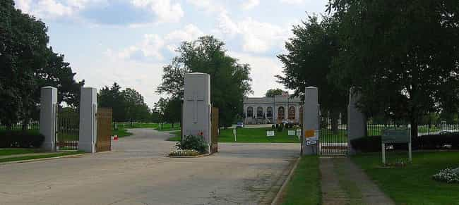 Resurrection Cemetery In... is listed (or ranked) 2 on the list 11 Super Creepy Cemeteries In The US You Can Visit Today