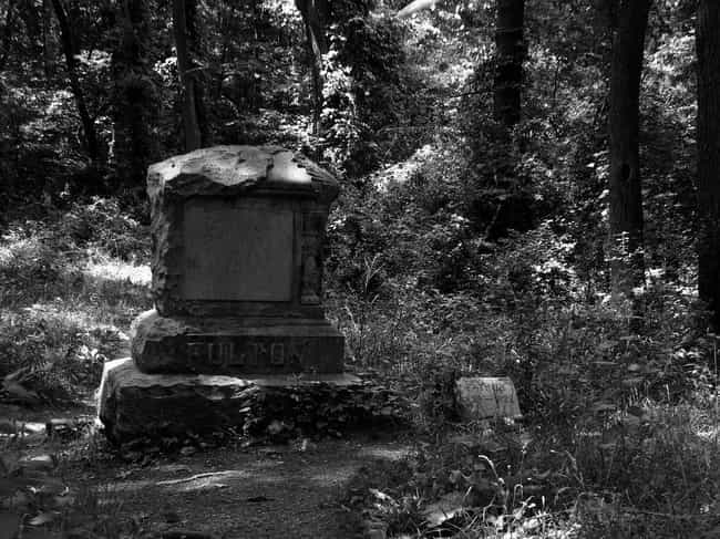 Bachelor's Grove Cemetery In C... is listed (or ranked) 1 on the list 11 Super Creepy Cemeteries In The U.S. You Can Visit Today