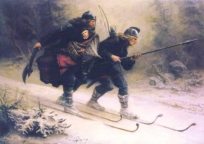 They Lived Like Marauder... is listed (or ranked) 2 on the list Crazy Facts About Viking Berserkers, History's Extreme Norse Warrior-Shamans