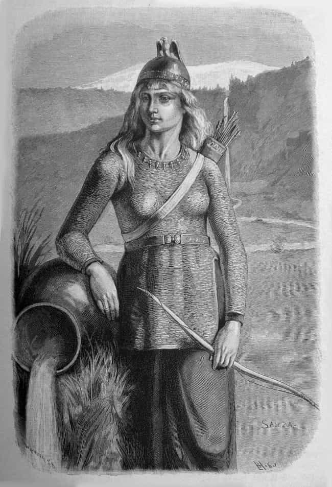 Viking Women Who Weren't Volup... is listed (or ranked) 4 on the list 7 Misconceptions About Viking Sexuality/Gender And The History Behind Them