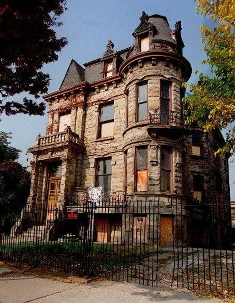 The Franklin Castle Is A House Of Death