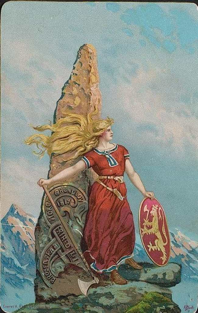 Norse Women Were Oversex... is listed (or ranked) 3 on the list 7 Misconceptions About Viking Sexuality/Gender And The History Behind Them