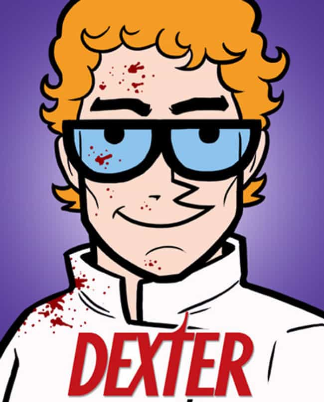 Dexter's Laboratory is listed (or ranked) 3 on the list 22 Funny Cartoon Mashups We Wish Would Really Happen