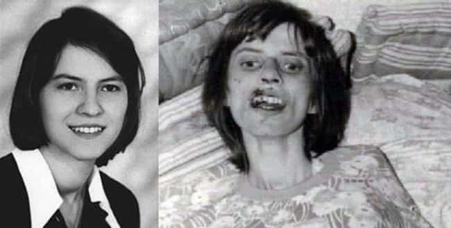Anneliese Michel Starved... is listed (or ranked) 1 on the list 5 Real-Life Exorcisms That Went Horribly Wrong