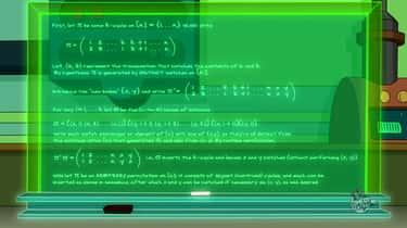 Futurama Invents A Mathematical Theorem