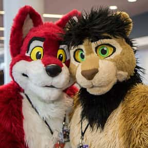 Furry Conventions is listed (or ranked) 6 on the list The Nerdiest Things That Will Never Be Cool